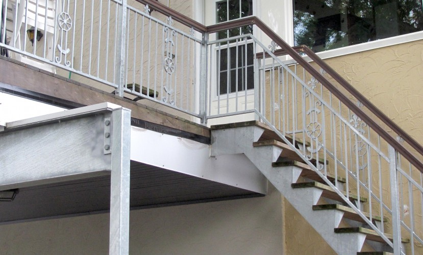 escalier exterieur metal free escalier extrieur erstein with escalier exterieur metal stunning. Black Bedroom Furniture Sets. Home Design Ideas