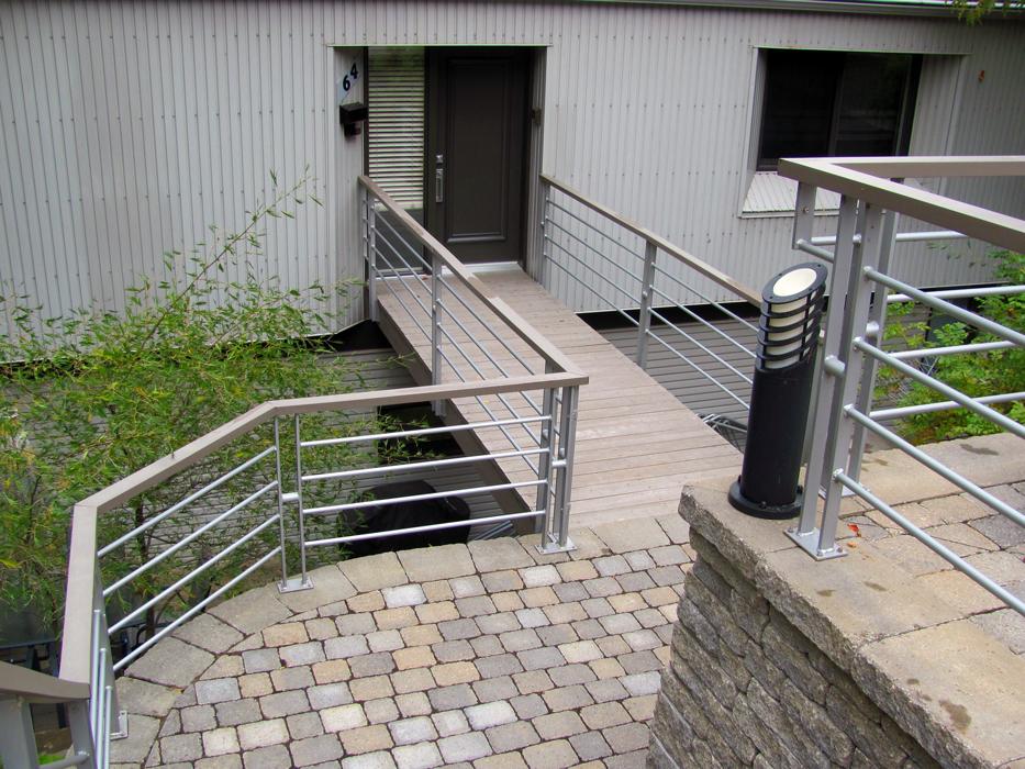 Portfolio Enfer Design Fabrication D 39 L Ments En M Tal Sur Mesure Escalier Rampe Garde