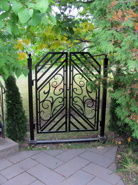 porte-jardin Archives - Enfer Design, fabrication d ...