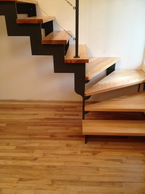 Modele D Escalier Peint garde-corps & escaliers - enfer design, fabrication d